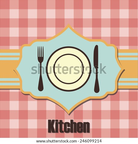 kitchen card