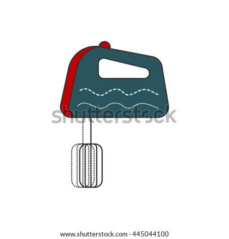 street food truck vector illustration food stock vector 414139936 shutterstock. Black Bedroom Furniture Sets. Home Design Ideas