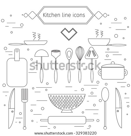Vector Set Ceiling Lamp Stock Vector 510706501 - Shutterstock