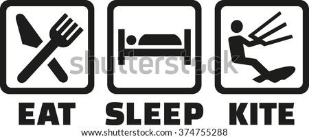 kitesurfing stock photos royalty free images vectors. Black Bedroom Furniture Sets. Home Design Ideas
