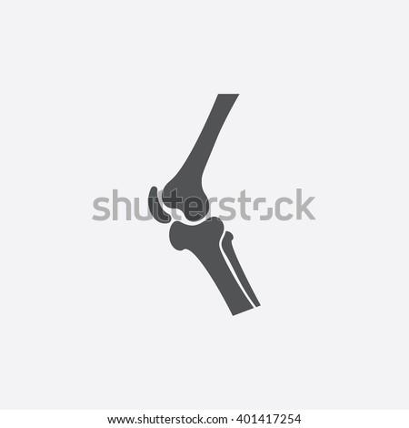 Knee icon. Knee icon vector. Knee icon simple. Knee icon app. Knee icon new. Knee icon logo. Knee icon sign. Knee icon ui. Knee icon draw. Knee icon eps. Knee icon art. Knee icon web. Knee. - stock vector