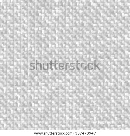 Knitted Fabric Texture Grey And White Textured Grid Background