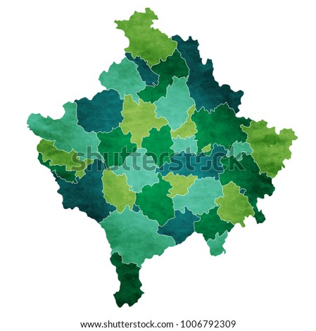 Kosovo world map country icon stock vector 1006792309 shutterstock kosovo world map country icon gumiabroncs Image collections