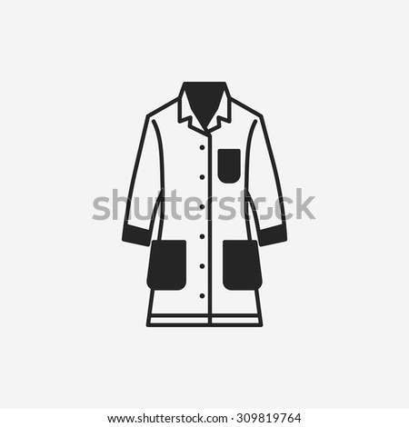 Lab Coat Free Vector Art  934 Free Downloads  Vecteezy