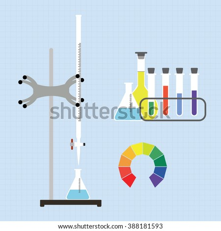 an introduction to acid base titration experiment Introduction acid–base titrations are excellent methods for students to design  the traditional acid–base titration experiment involves providing the students.