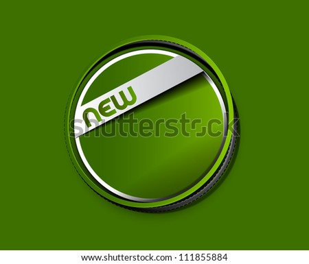 labels & stickers. transparent shadow easy replace background and edit colors. - stock vector