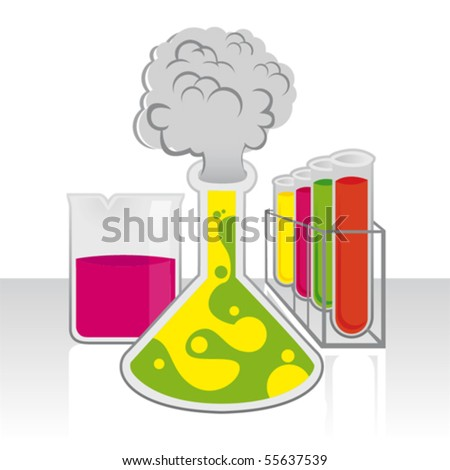 Test Tube Smoke Stock Images Royalty Free Images Amp Vectors Shutterstock