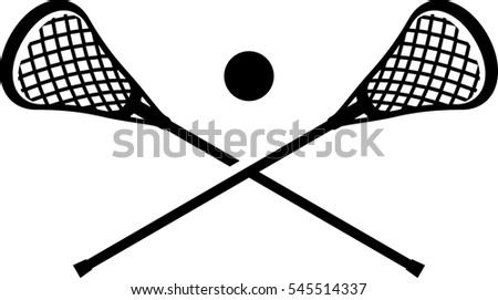Clip Art Lacrosse Stick Clip Art lacrosse sticks stock photos royalty free images vectors and ball symbol