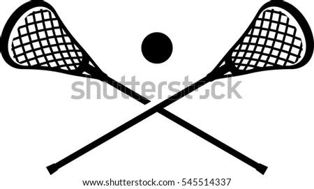 Clip Art Lacrosse Clip Art lacrosse stock photos royalty free images vectors shutterstock sticks and ball symbol
