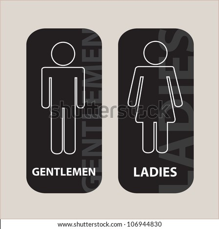 Gents Toilet Sign Stock Photos Images Pictures Shutterstock