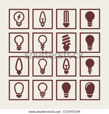 Lamp icons
