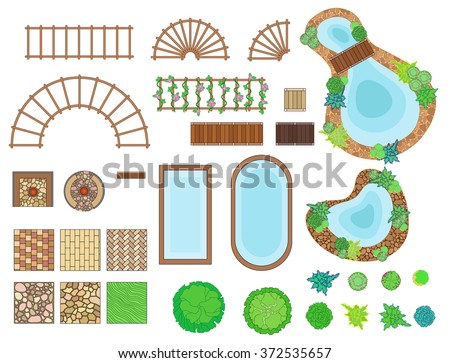 Landscape Plan Stock Images, Royalty-Free Images & Vectors ...