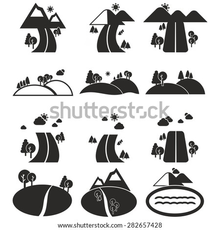 https://thumb1.shutterstock.com/display_pic_with_logo/3186653/282657428/stock-vector-landscape-icon-set-282657428.jpg