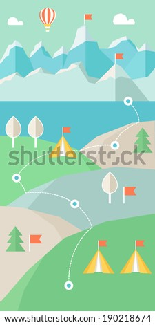 Journey Path Stock Photos, Images, & Pictures | Shutterstock