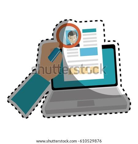 curriculum vitae document