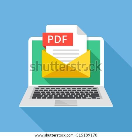 pdf attach file to location icon