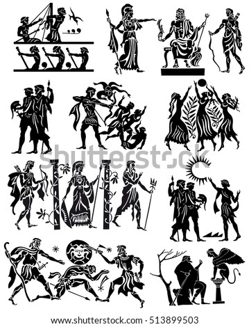 greek and roman heroes Although greek gods are arguably better known, greek and roman mythology   or myths of the ancient greeks about their gods, heroes and the natural world.
