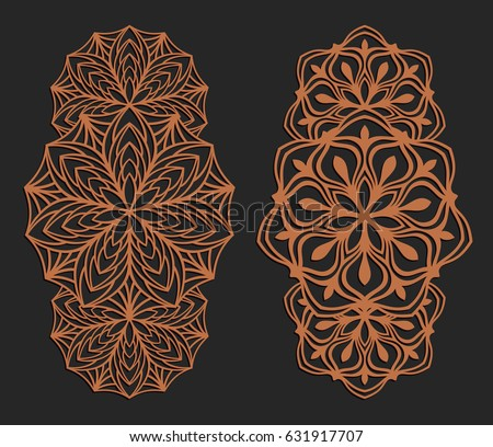 Scroll Saw Pattern Stock Images Royalty Free Images
