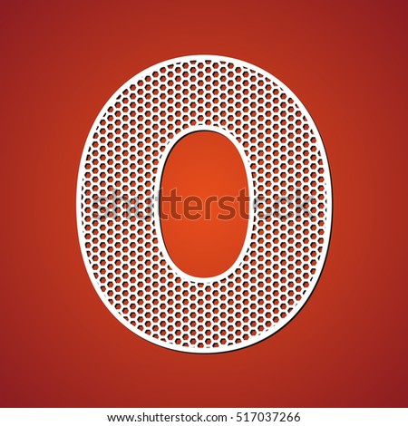 Laser cutting template alphabet letter o stock vector 517037266 laser cutting template the alphabet letter o for laser cutting vector illustration can spiritdancerdesigns Image collections