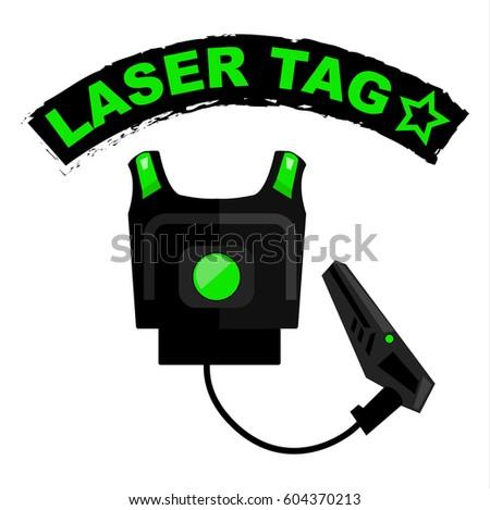 Lasertag Stock Vectors, Images & Vector Art | Shutterstock