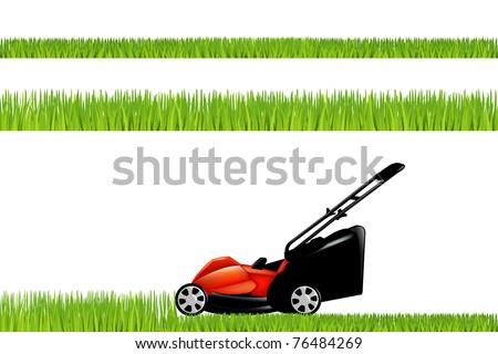 Mowing Lawn Stock Images Royalty Free Images Amp Vectors