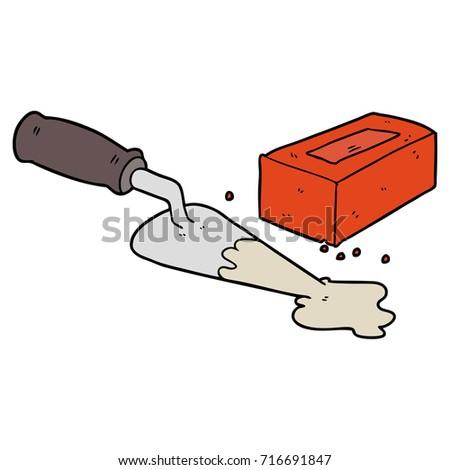 Brick Cartoon Stock Images Royalty Free Vectors
