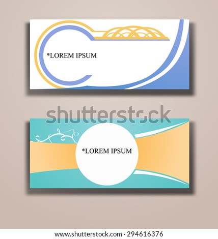 Layouts banners business cards business ideas stock vector hd layouts banners and business cards for business ideas colourmoves