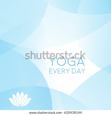 Leaf abstract background with place for text. Vector Modern Design