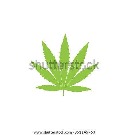 Leaf Icon Vector Illustrations - Weeds