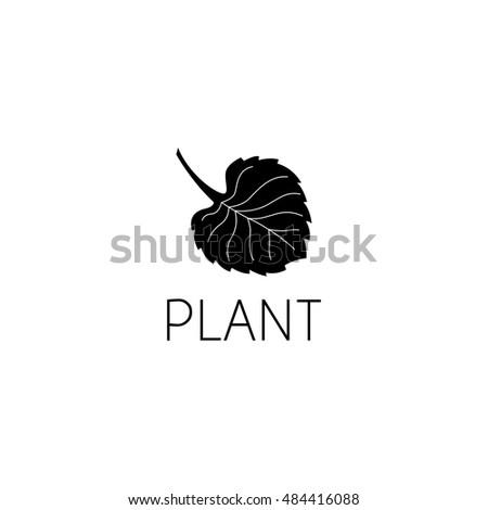 Stock Images RoyaltyFree Images Vectors – Editable Leaf Template
