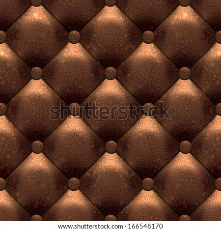 Leather texture background, seamless pattern, there is a gradient mesh, EPS10 - vector graphics.