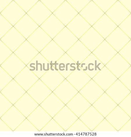 Lemon coloured background with dividing lines that will make a seamless presentation backdrop - stock vector