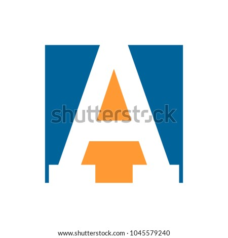 Letter Logo Icon Design Template Elements Stock Vector 1045579240 ...