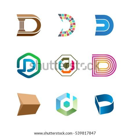 3d Letter D Stock Images Royalty Free Images Amp Vectors
