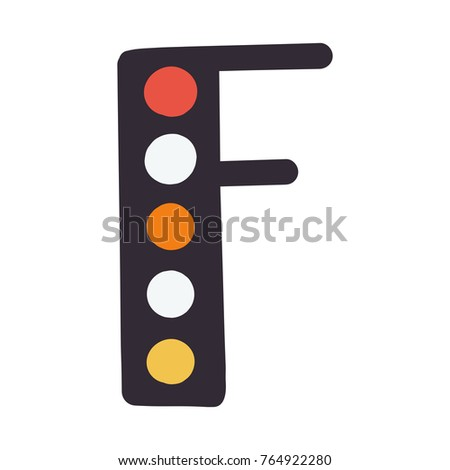 Letter F. Logo concept. Badge mark symbol icon vector hand drawn  sc 1 st  Shutterstock & F Mark Stock Images Royalty-Free Images u0026 Vectors | Shutterstock azcodes.com