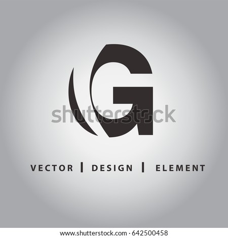 initial letter logo df fd f stock vector 568032781