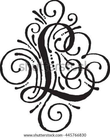 l monogram stock images royaltyfree images amp vectors