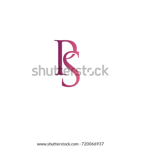 Ps stock images royalty free images vectors shutterstock letter ps element design logo thecheapjerseys Images