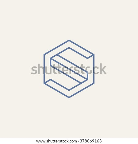 Architecture logo stock images royalty free images for S architecture logo