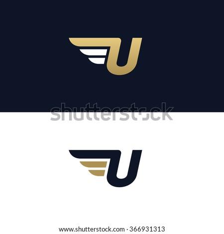 U Logo Design U Logo Stock Images, R...