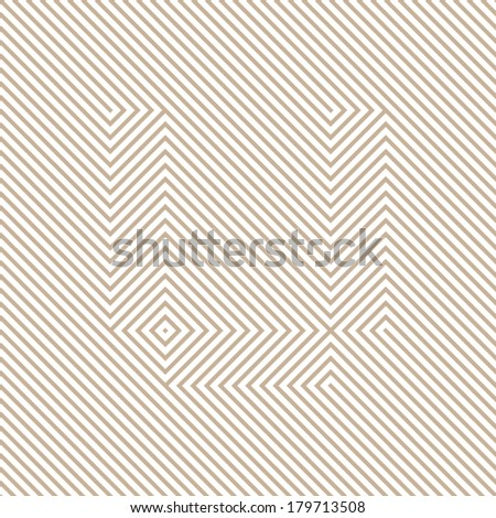 Letter U - Optical illusion font, pale, pixelated - set 15 - stock vector