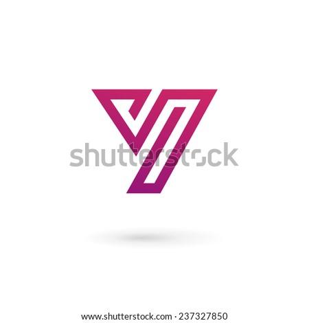 Letter Y Shield ...Y Letter Design
