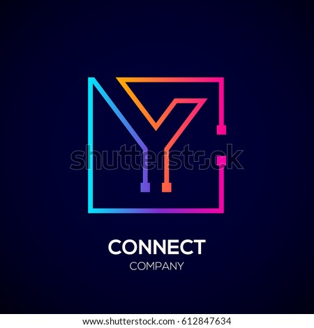 Abstract Letter Y Logo...Y Logo Images