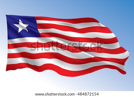 Liberian Culture And Tradition National Flag Liberia ...