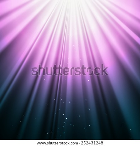 Light Background for your Design. Vector Art - stock vector