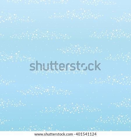 light blue background with silver leaf.