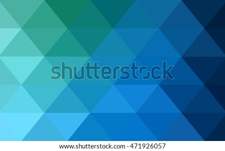 Light blue, green Pattern. Seamless triangular Pattern. Geometric Pattern.Repeating pattern with triangle shapes.Seamless texture for your design.Repeating pattern.Pattern can be used for background.