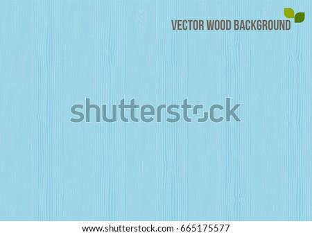 Light Blue Wood Background