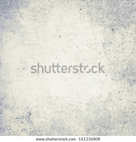 light concrete wall. Vector background - stock vector