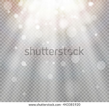 ray of light clipart. light flare special effect with rays of and magic sparkles ray clipart